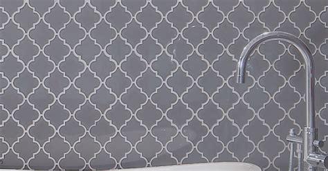 arabesque mosaic tile glass arabesque mosaic ocean gray 8mm tile