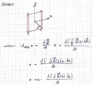 Magnetfeld Berechnen : mp forum leiterschleife f llt in einem inhomogenen magnetfeld matroids matheplanet ~ Themetempest.com Abrechnung