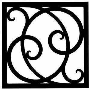 Style 215 - Wrought Iron Wall Art Home decor Pinterest