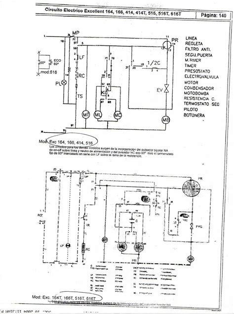 solucionado motor lavarropas drean excelent166 yoreparo