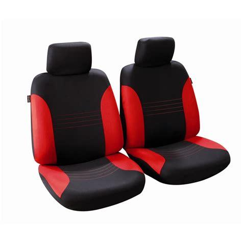 norauto housse siege jeu de housses universelles 2 sièges avant voiture norauto