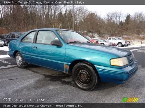 1994 Ford Tempo Gl Coupe