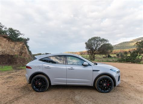 2018 Jaguar Epace First Drive Review Small, But Mighty