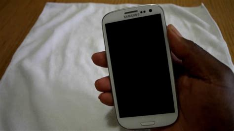how to fix a bricked samsung galaxy s iii phone hd youtube