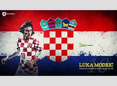 Luka Modric Croatia by Jesuchat on DeviantArt
