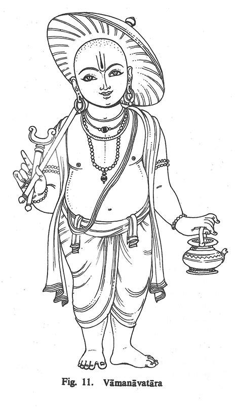 Vamanavatara | Hindu art, God art, Ancient drawings