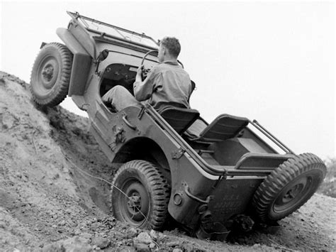 Ten Jeep Models That Shaped The Most Off Road Capable