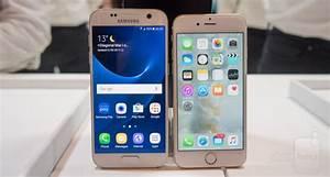 Comparatif Smartphone 2016 : samsung galaxy s7 vs iphone 6s un comparatif des deux smartphones ~ Medecine-chirurgie-esthetiques.com Avis de Voitures