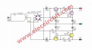 Three Dual 15v Power Supply Schematic   15v