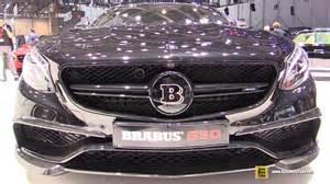 mercedes s600 coupe 2015 mercedes s63 amg coupe brabus 850hp exterior interior walkaround 2015 geneva motor