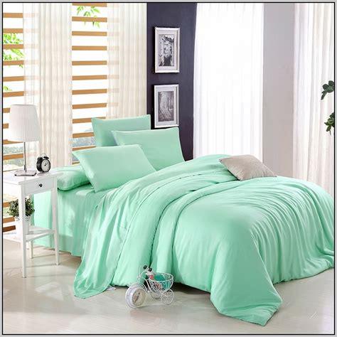 mint green comforter solid seafoam green bedding bedding home decorating