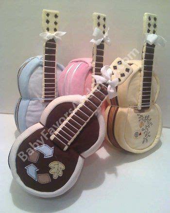 guitar diaper cake baby shower pinterest baby shower