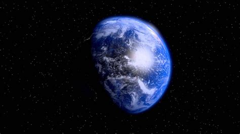 Rotating Earth Animation Wallpaper - animated planet rotating moving earth pics about space