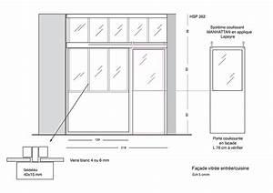 Plan Porte Coulissante : planning travaux renovation planning travaux maison individuelle avie home devis architecte d ~ Melissatoandfro.com Idées de Décoration
