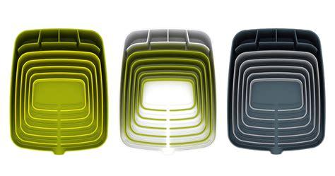 bon canapé convertible egouttoir à vaisselle design joseph joseph arena