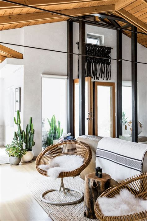 Living Room Entryway Design by The Butcher S Owner On Mastering The Modern Boho