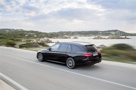 Mercedes E Class Wagon 2017 by Official 2017 Mercedes E Class Wagon