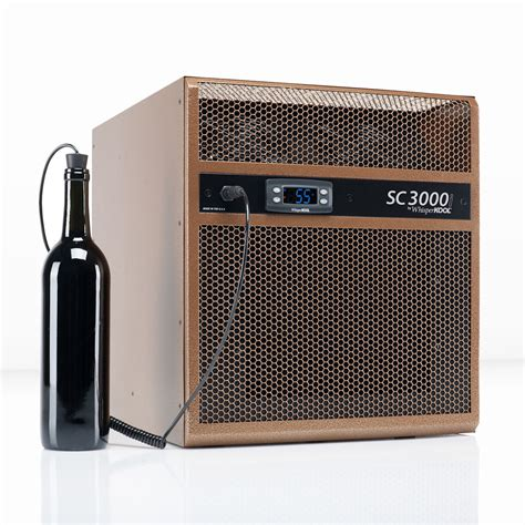 whisperkool sc   wall wine cellar cooling