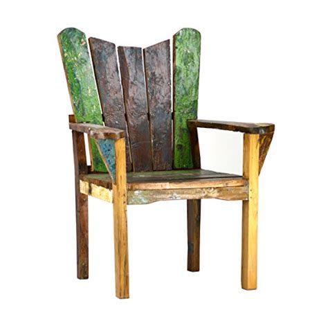 Reclaimed Boat Wood Furniture by Reclaimed Boat Wood Chair Driftwood Furnitures