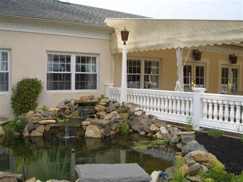 Polyurethane Balustrades  Curb Appeal Products