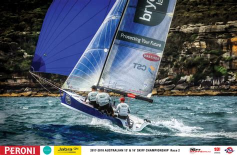 Skiff Versus Boat by 13ft And 16ft Skiffs Age And Treachery Versus Youth And