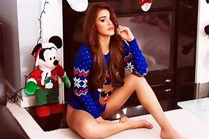 Worlds Sexiest Weather Girl Yanet Garcia Gives Fans Late