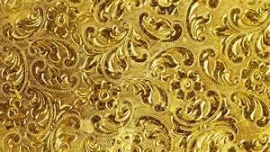Gold Designs Wallpaper For Desktop - 2018 Cute Screensavers