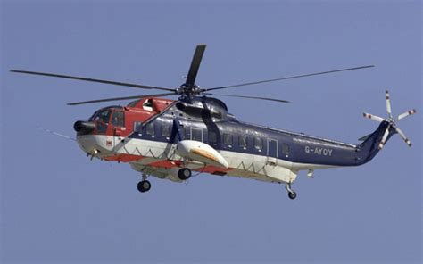 Sikorsky Develops Upgraded S-61 For U.s. State Department
