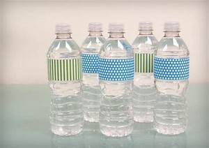 marci coombs water bottle labels free printable With bottled water no label