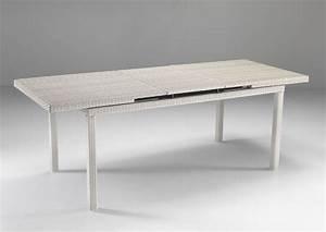 Tavoli da giardino allungabili in rattan ~ Mobilia la tua casa