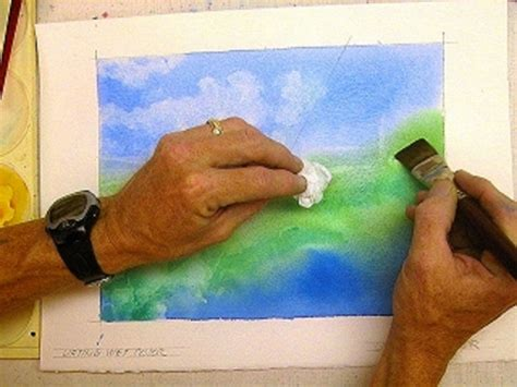 watercolor technique 5 ways to lift erase paint