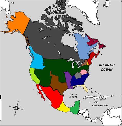 mutiple north american nations alternatehistorycom