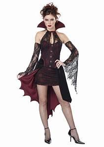 Halloween Kostüm Vampir : women 39 s vampire vixen costume ~ Lizthompson.info Haus und Dekorationen