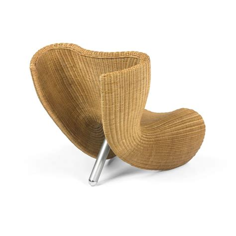 marc newson wicker chair