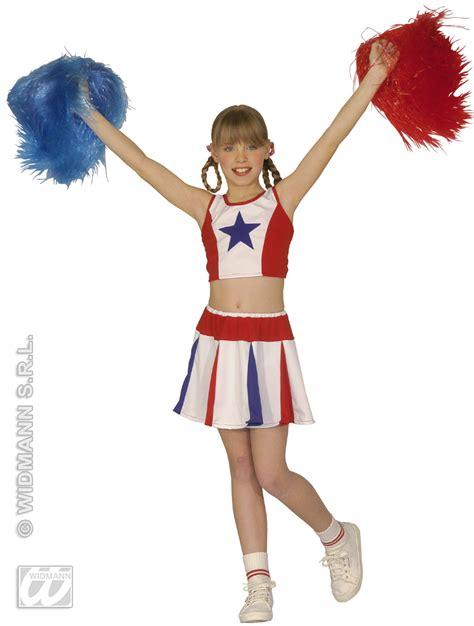 cheerleader usa  book week childrens costumes
