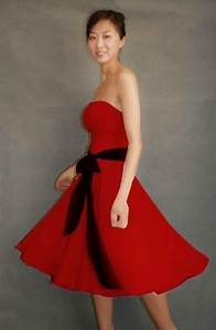 robe pour mariage rouge With robe temoin de mariage rouge