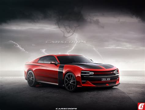 What Does The 2020 Dodge Charger Look Like by 2020 Chrysler Valiant Charger Reimagining An Aussie Icon