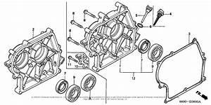 Honda Engines G300 Vb6 Engine  Jpn  Vin  G300