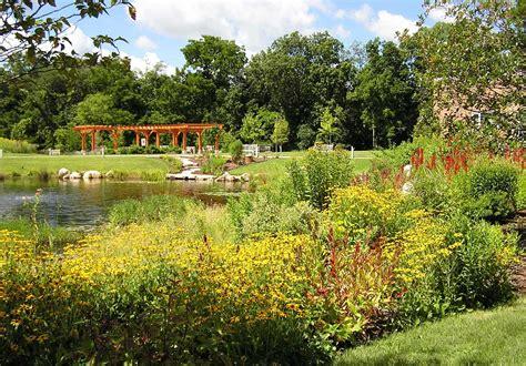 healthy village healing garden