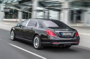 mercedes m class used for sale 2016 mercedes maybach s600 debuts in l a with ultra luxury trimmings
