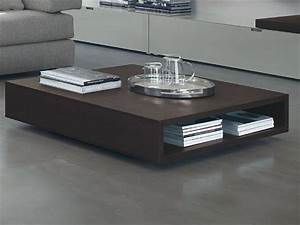 Low modern coffee tables, low wooden modern coffee table