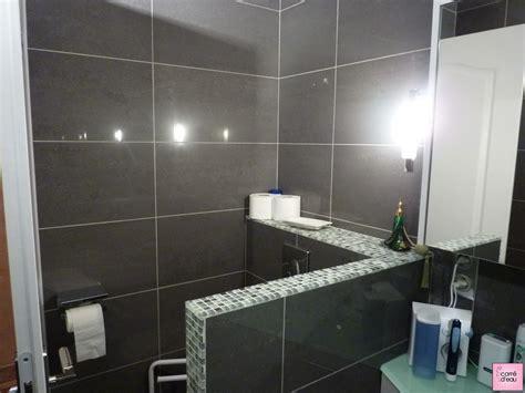 modele de salle de bain carrelee impressionnant modele de salle de bain carrel 233 e avec photo carrelage salle de bain noir 2017 des