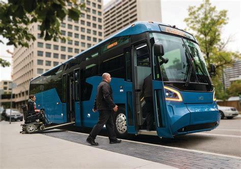 MCI Plans E-Coach In 2020 - New Power Progress