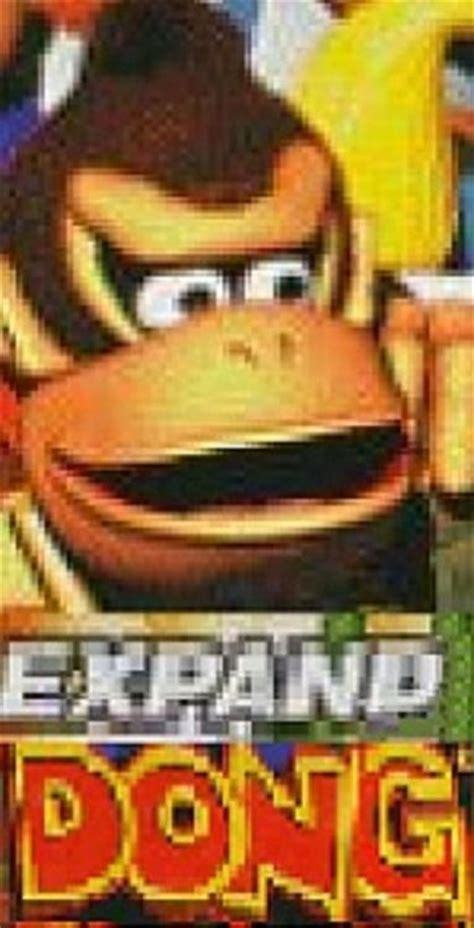 Donkey Kong Memes - expand dong know your meme