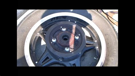 Servicing Your Cush Drive ( Dampeners ) Most Chain Or Belt