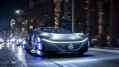 Benz Mercedes Avtr Vision Wallpapers 1366 5k