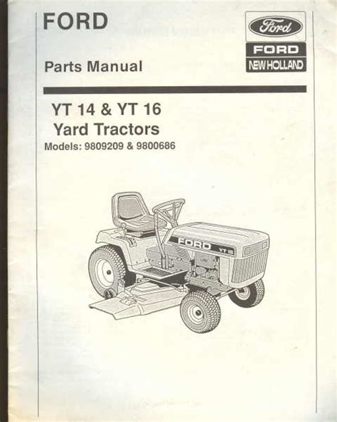 lawn mower parts  ford