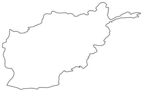 geo map asia afghanistan