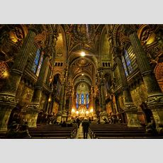 The Grandeur Of Notre Dame  This Is The Tiny Little Hillsid… Flickr