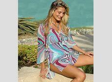 Stylish Purple Kaftan Top iShe information picture on